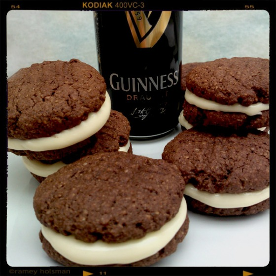 oh my guinness! moonpies